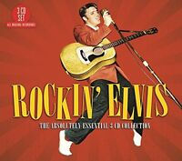 Elvis Presley - Rockin' Elvis - The Absolutely Essential 3 CD Collection
