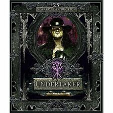 (Very Good)-Undertaker: 25 Years of Destruction (Hardcover)-Sullivan, Kevin-1465