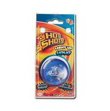 Light Up Yo Yo Kids Toy Trick Clutch Mechanism Speed Ball Auto Return Hot Shots