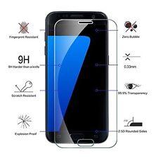 Premium Samsung Galaxy S7 VARIEDAD HD Templado Transparente Protector Pantalla