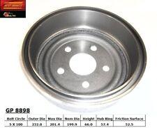 Brake Drum fits 1980-2002 Pontiac Grand Am Sunfire Sunbird  BEST BRAKES USA