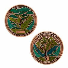 2021 CITO Geocoin & Tag Set Geocaching Official Trackable