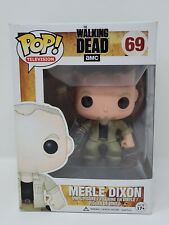 MERLE DIXON Funko Pop Television - #69 The Walking Dead - AMC - NEW