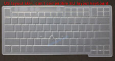 Keyboard Skin Cover Protector for IBM Lenovo ThinkPad W520 T420S W510 T410,T510