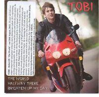 (EA446) Tobi, The World EP - 2013 DJ CD