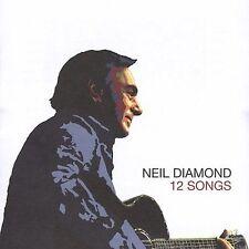 12 Songs by Neil Diamond (CD, Nov-2005, Columbia) Free Ship #HD98