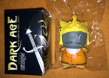 "CIBOYS DARK AGES ""KNIGHT"" Mini Toy Figure By Red Magic RARE! Dunny Qee Kidrobot"