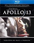 Apollo 13 (Blu-ray Disc, 2010, 15th Anniversary Edition)