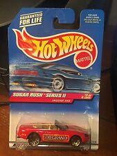 1999 Hot Wheels Sugar Rush Series II Jaguar XK8 #970