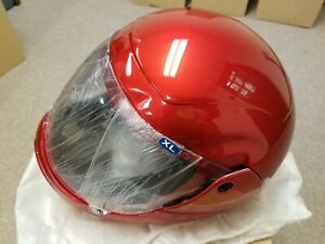 ParateC FreeZR for Skydiving Full Face Helmet Red XL