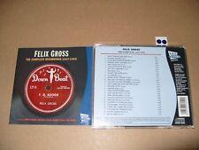 Felix Gross Complete Recordings 1947-1955 (2004) cd Ex/Nr Mint