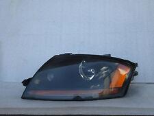 01 02 03 04 Audi TT  Headlight Xenon Head Lamp 2001 2002 2003 2004 OEM Black