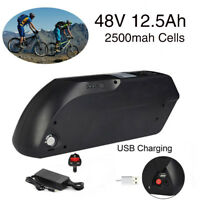 48V 1000W E-bike Battery Tiger Li-oin Shark Battery Pack for Electric Bicycles