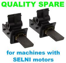 Bush Washing machine carbon brushes SELNI Motors only