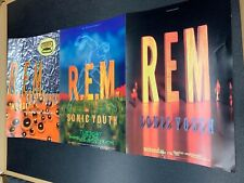 Official Rex Ray Collection Store - Rex Ray - R.E.M. 1995 Posters 3 in 1 (3)