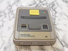 SNES Console NTSC-J SUPER FAMICOM NINTENDO Japan Japanese JAP #a1[USA]0401I