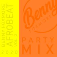 AFROBEAT - PARTY MIX volume 2 (MIXED)