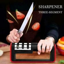 EN STOCK 60 x 75 mm Affûteur de poche pour couteaux