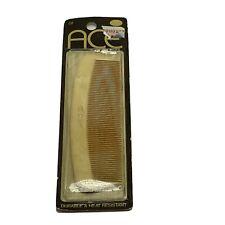 Vintage ACE Comb Pocket Size Pink 02 NOS