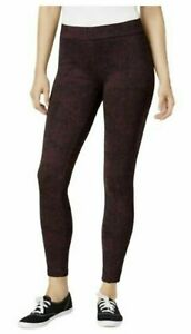 Style & Co Mixed Marbles Petite Printed Ponte Leggings New $42