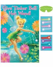 TinkerBell Best Friend Fairies Party Supplies Party Game