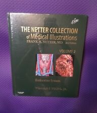 The Netter Collection of Medical Illustrations: The Endocrine System: Volume 2