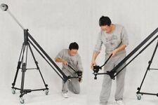 Standard Jib Arm Crane With Pan Head Tripod And Dolly