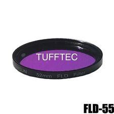 DynaSun FLD 55 MM Slim Filtro fluorescente si adatta alla maggior parte delle fotocamere rende Canon, Fuji ecc.