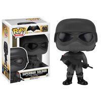 Funko POP! Movies - Batman v Superman - Vinyl Figure - SUPERMAN SOLDIER - New