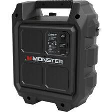 Monster Rockin Roller Sound Audio Portable Bluetooth Wireless Speaker NIB