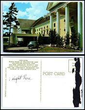 Yellowstone National Park Postcard - Lake Hotel P18