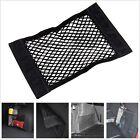 Auto SUV Rear Trunk Seat Multifunction Storage Cargo Elastic Net  Pocket Nylon