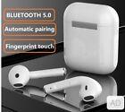 earbuds+bluetooth+wireless+5.0+waterproof+noise+cancelling