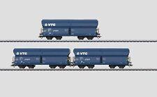 MÄRKLIN 46265 3 Selbstentladewagen VTG NEU OVP Auf Wunsch DC-Achstausch gratis