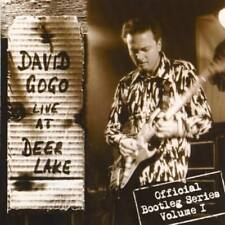 Gogo, David - Live at Deer Lake (James Brown) IMPORT CD NEU OVP