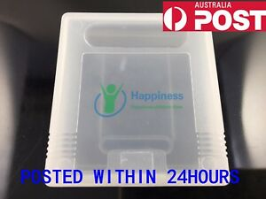 Clear Protective Game Storage Case Cover X1 For Nintendo GameBoy Color GB GBP