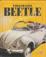 VW BEETLE 1200 1300 1500 1302 1303 CABRIO 49-80 DESIGN & PRODUCTION HISTORY BOOK