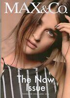 catalogo magazine magalog Max & Co. by Max Mara The Now Issue 2015 2016