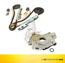 Timing Chain & Oil Pump For 4.6L Ford Town Car Grand Marquis Crown Victoria