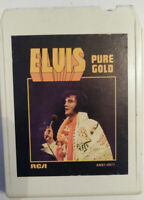 8-Track Elvis Presley - Pure Gold 1975 RCA
