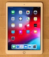 Apple iPad Pro A1674 Rose Gold 9.7in 32GB Wi-Fi 4G Unlocked iOS 12