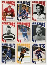 2004-05 In The Game Franchises Hockey Canadian 150-Card Base Set (1-150)