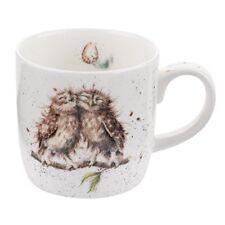 New Fine China Royal Worcester Mug -Wrendale/Portmerion Mug- Birds of a Feather