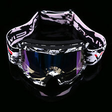 ATV MX Motocross Motorcycle Dirt Bike Off Road Adult Goggles Glasses Eyewear New