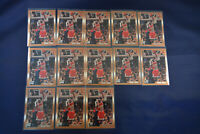 1998 Topps Michael Jordan Chicago Bulls #77 HOF ( 13 ) Card Lot
