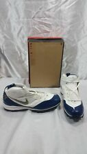 NIKE FOOTBALL RUBBER CLEAT SHOES 319011-141 SIZE 16 NEW OTHER BOX FAST CALC SHIP