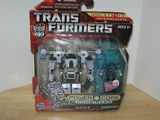 Transformers PCC Power Core Combiners Icepick w/ Chainclaw NIP VHTF