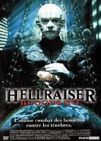 Hellraiser Bloodline (Bruce Ramsay, Valentina Vargas ) DVD Nuevo en Blíster