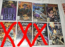Catwoman U-PICK ONE #40,41,42,43 or 47 DC 1996-97 Issues PRICED PER COMIC