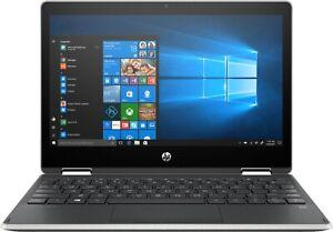 "HP - Pavilion x360 2-in-1 11.6"" Touch-Screen Laptop - Intel Pentium - 4GB Memory"